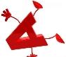 Лого веб-сайта «Абитуриент Сибири»