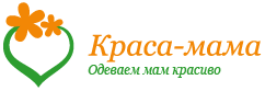 Лого интернет-магазина Краса-мама