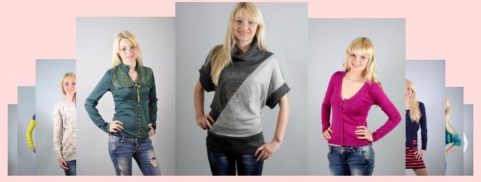 770d8829300 Интернет-магазин женской одежды Sharm